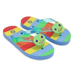 Melissa & Doug 6378, Happy Giddy Flip-Flops - Size 12-13