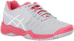 ASICS Unisex Kids Gel-Resolution 7 GS Tennis Shoe, Glacier G
