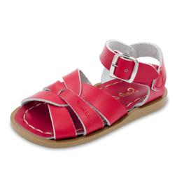 Toddler Salt Water Sandals By Hoy Sandal, Size 5 M - Red
