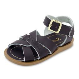 Toddler Salt Water Sandals by Hoy Sandal, Size 13 M - Brown