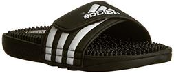 Toddler adidas 'Adissage' Sandal, Size 3 M - Black