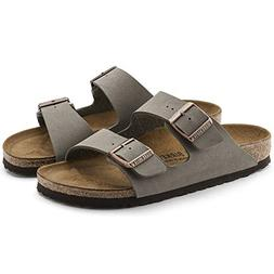 Birkenstock Arizona 2-Strap Women's Sandals in Stone Birko-F