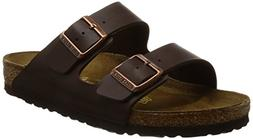 Birkenstock Unisex Arizona Brown Sandals - 7-7.5 B US Women