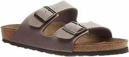 Birkenstock Arizona Mens Leather Slides