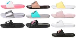 Nike Benassi JDI Women's Slides Sandals Slippers House Shoes