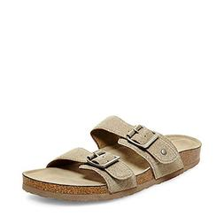 Madden Girl Women's Brando Footbed Sandals  - 9.0 M