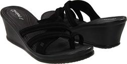 Skechers Cali Women's Rumblers-Beautiful People Wedge Sandal