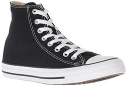 Converse Chuck Taylor All Star Shoes  Hi Top in Black, Size: