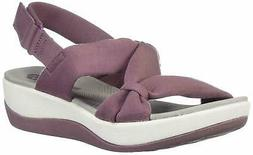 CLOUDSTEPPERS by Clarks Sport Sandals - Arla Primrose Lavend