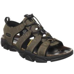 KEEN Daytona Sandal - Men's Black Olive, 11.0