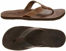 Reef Men's Reef Draftsmen Sandal, Bronze/Brown, 6 M US