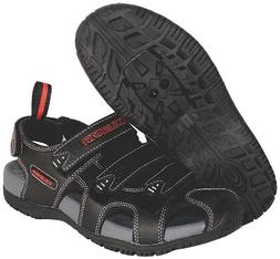 Exustar E-SS503 Bike Sandal,Black,8 M US