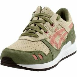 ASICS GEL-Lyte III Running Shoes - Green - Womens