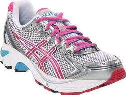 ASICS GT 2170 GS Running Shoe ,White/Electric Pink/Tahiti,6.