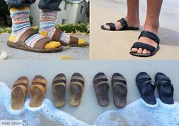 J-Slips Hawaiian Jesus Sandals in 5 Colors and 20 sizes! Tod