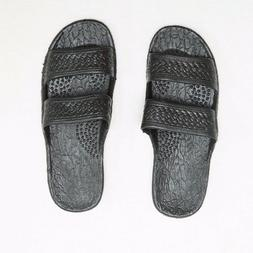 Pali Hawaii Jesus Sandals Jandals Hawaiian Black Men And Wom