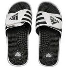 Adidas Adissage Slide Men's Sandals 278747 - White, Gray  Li