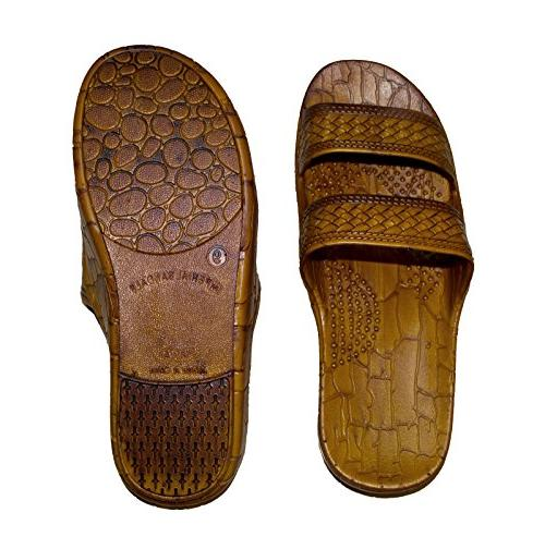 Brown Style Sandals. and Teens