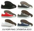 Converse Chuck Taylor All Star Canvas Multi Colors Low 100%