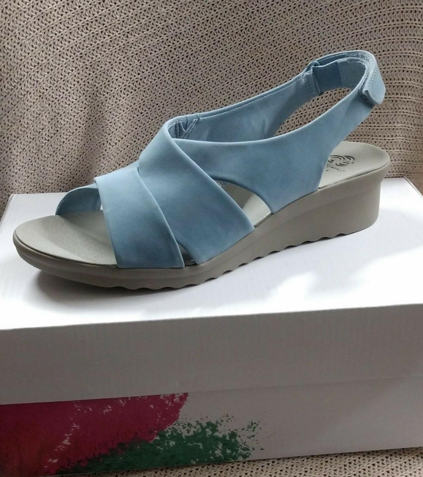 CLOUDSTEPPERS Bright Wedge Sandals