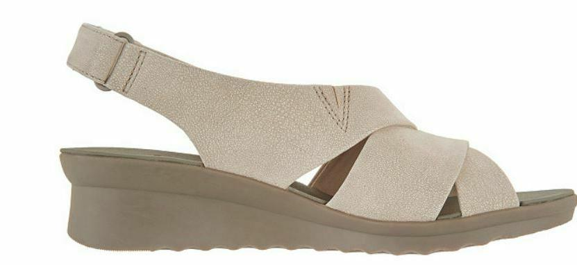 CLOUDSTEPPERS by Clarks Sandals White