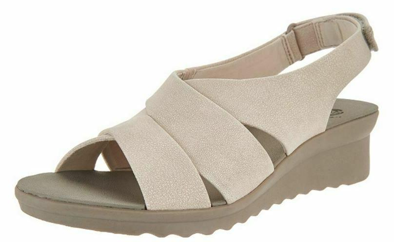 cloudsteppers by wedge sandals caddell bright pearl
