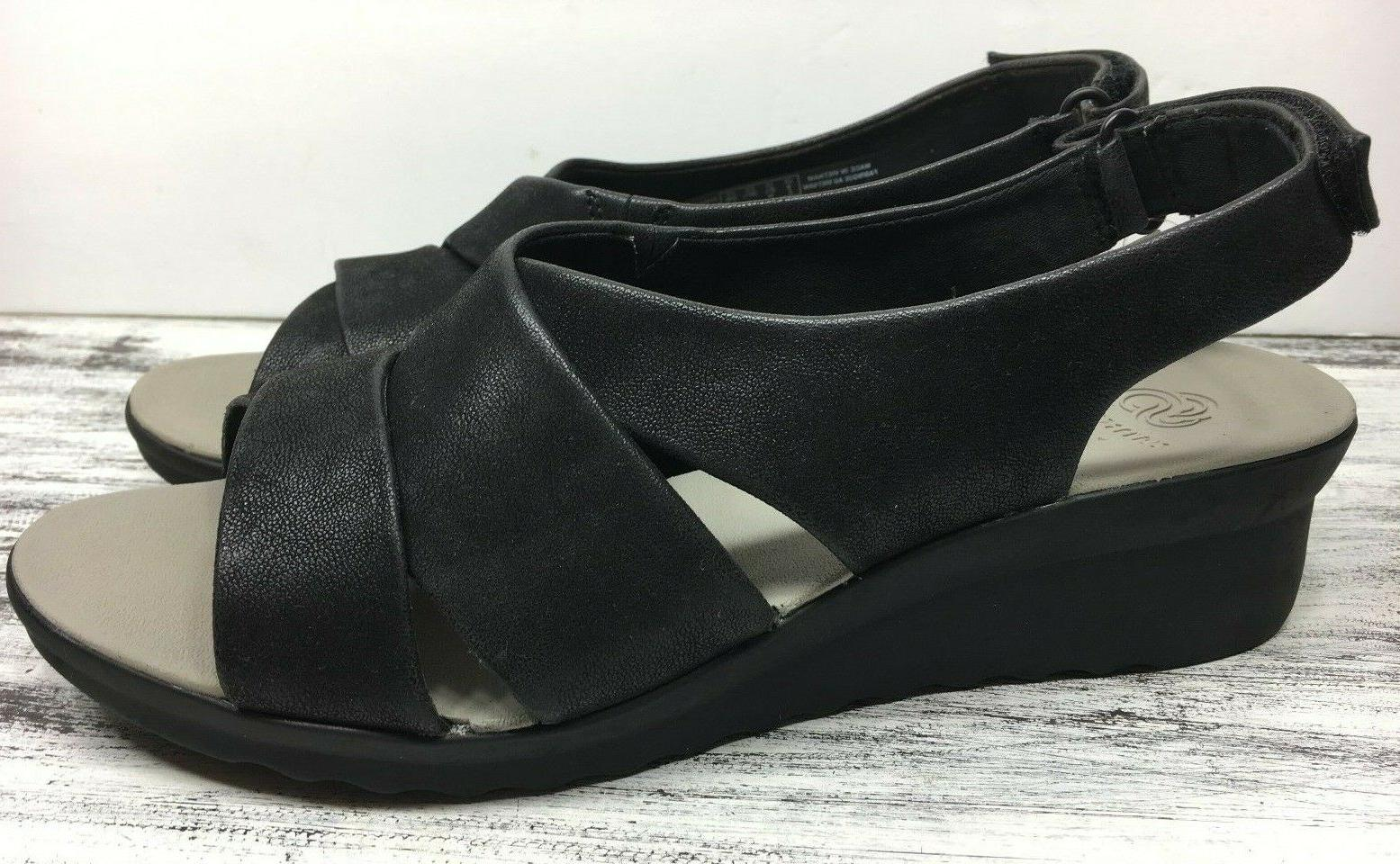 CloudSteppers Womens Sz 39.5 / W Leather Comfort