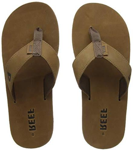 leather smoothy sandal