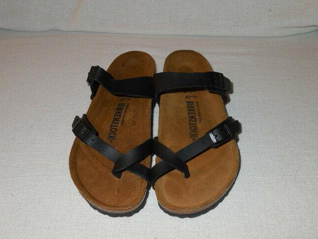 Birkenstock Mayari Black WOMENS Sandals EUR 37 -US