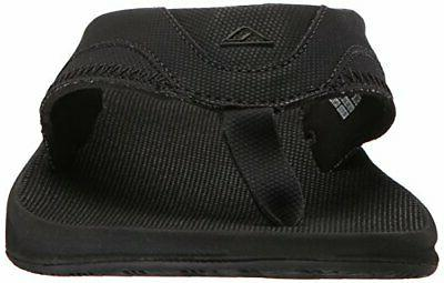 Reef Men's Flip Flop BLACK