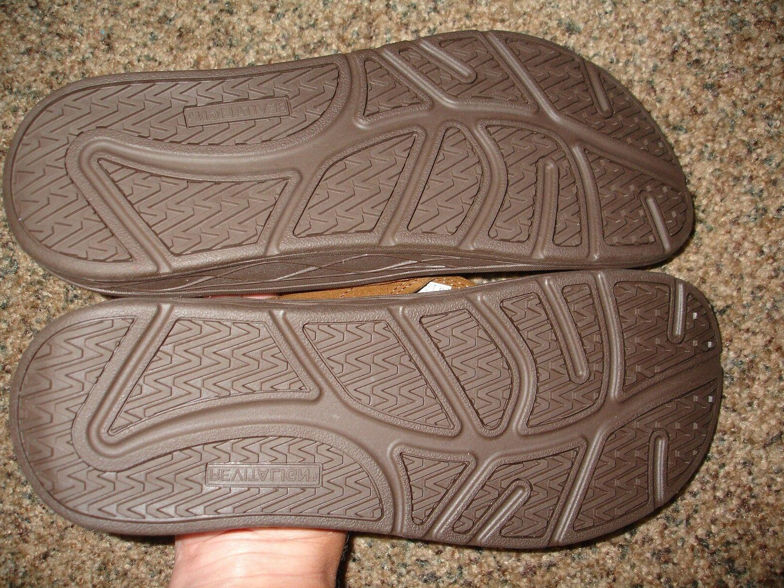 New 9 Flop Sandal New Brown Sandals