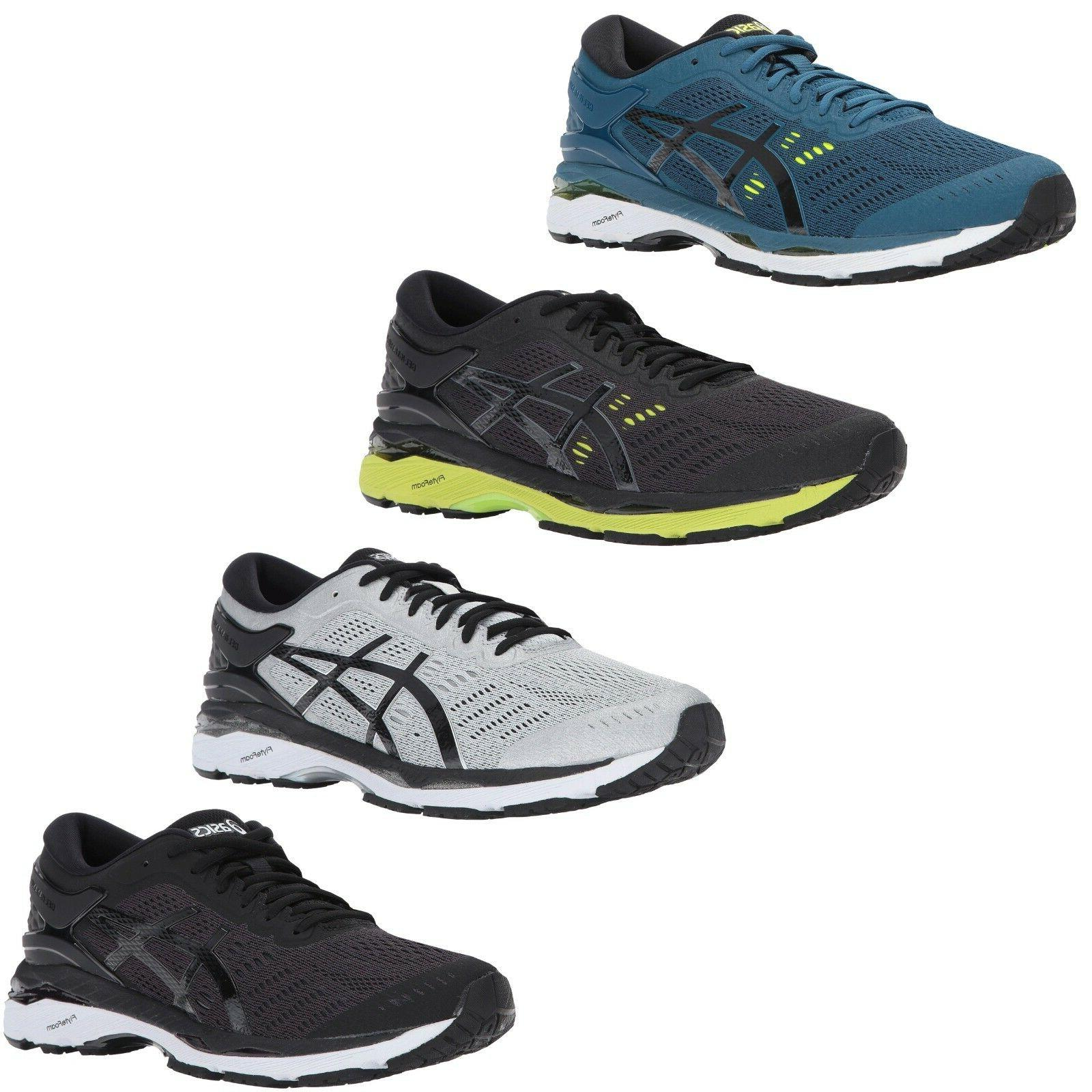ASICS MENS GEL KAYANO 24 T749N RUNNING SHOES