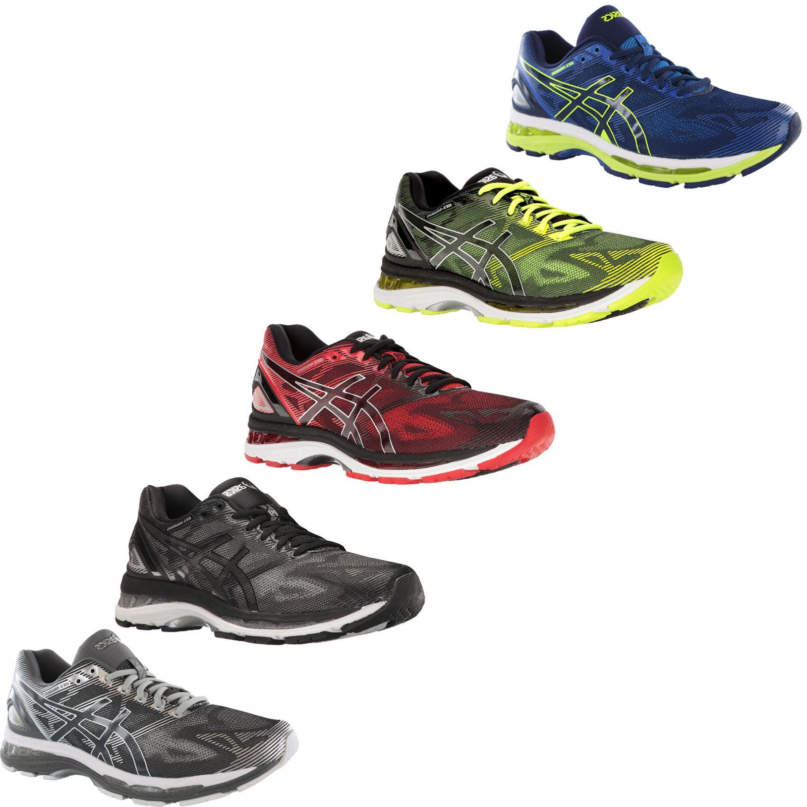 ASICS MENS GEL NIMBUS 19 T700N RUNNING SHOES