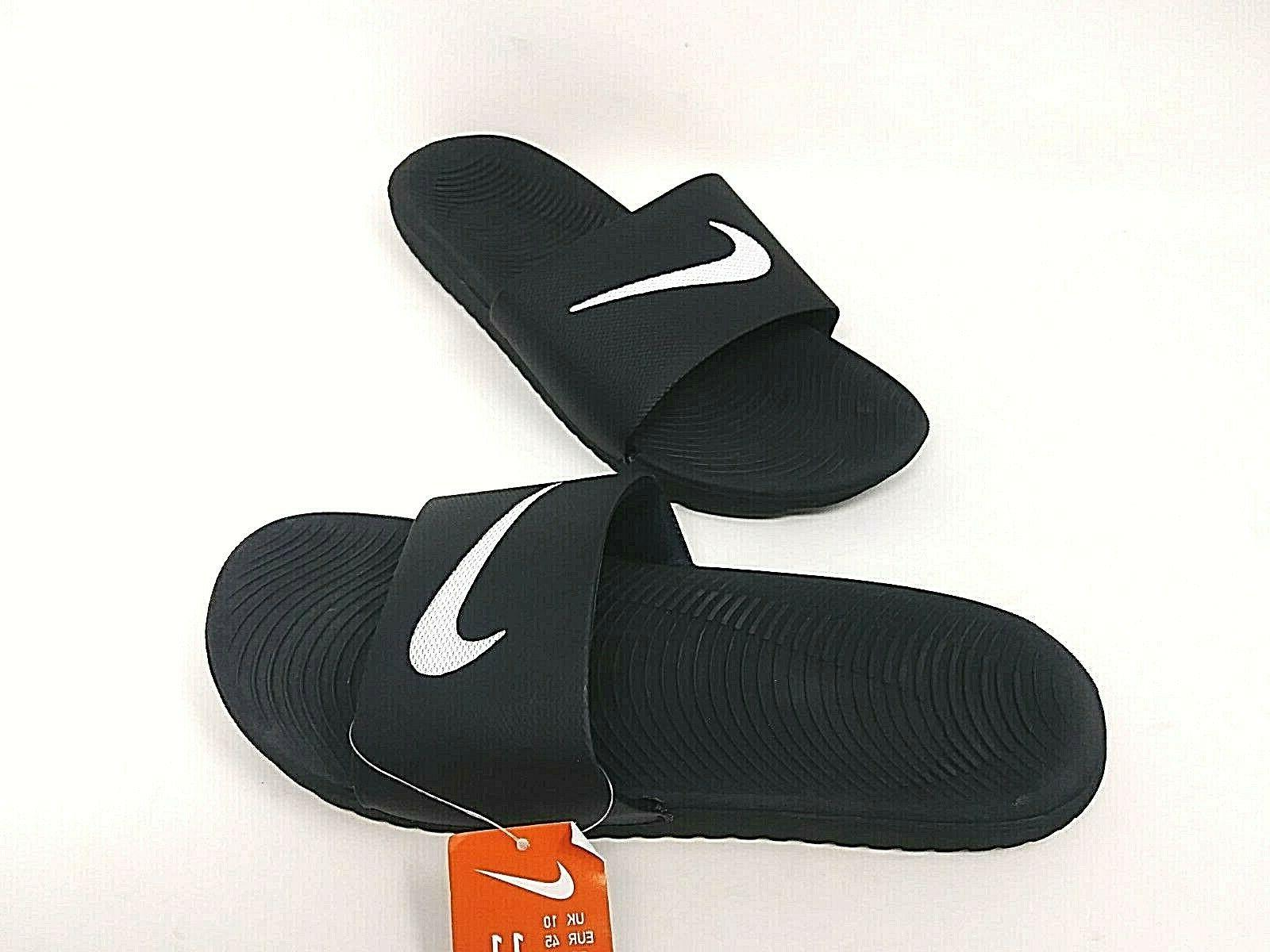 new men s kawa slide sandals black
