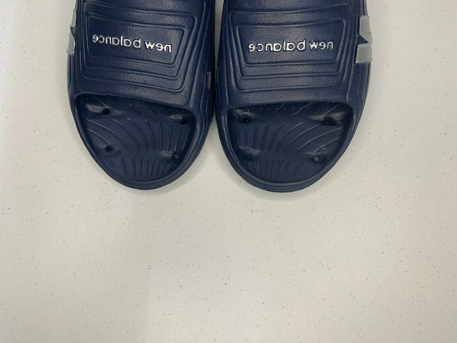 NEW SIZE 10 11 New Balance Men's Lightweight Slides