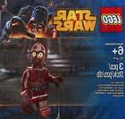 NEW Lego Star Wars Polybag Sealed TC-4 Droid Minifig RARE Po