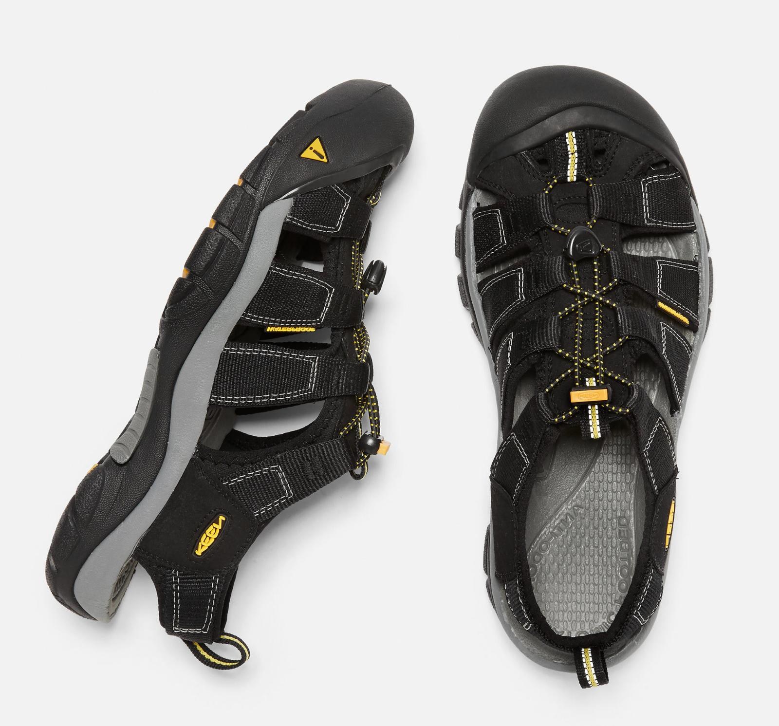 c9431e2792cd KEEN Newport H2 Sandals Black - Men s Size 7-14