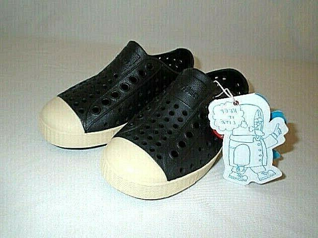 Shoes Sandals Water Black White Boy Girl 9