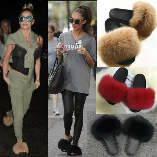 Real Slippers/Slides Flat Shoes Multicolor