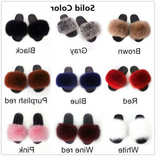 Real Slippers/Slides Flat Shoes