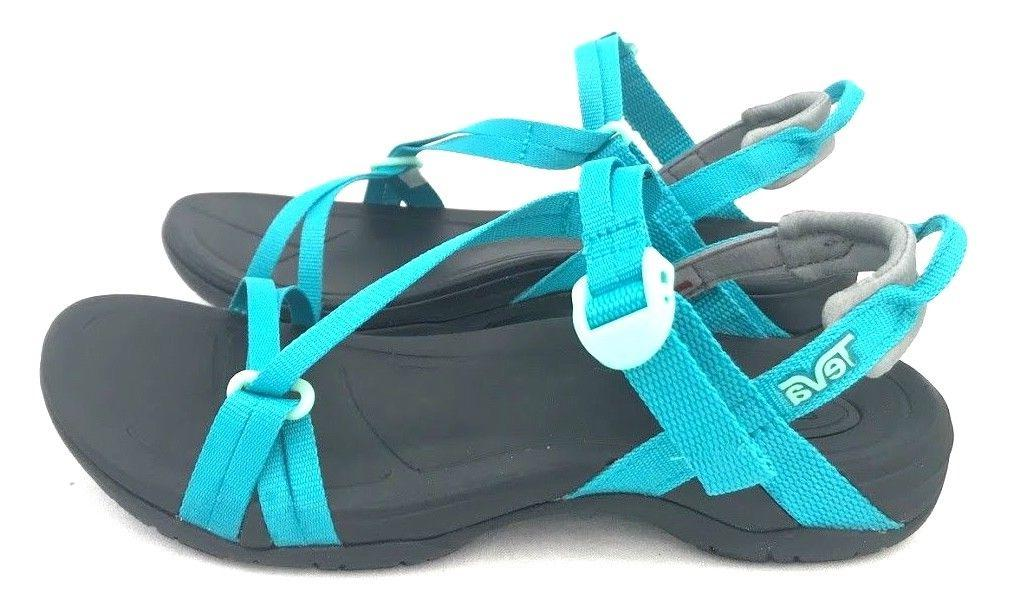 Teva Sirra Women's Hiking Lightweight Sport Sandals in Tile