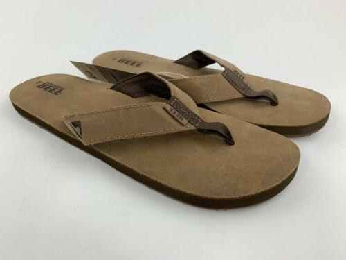 Reef Smoothy Leather Brown