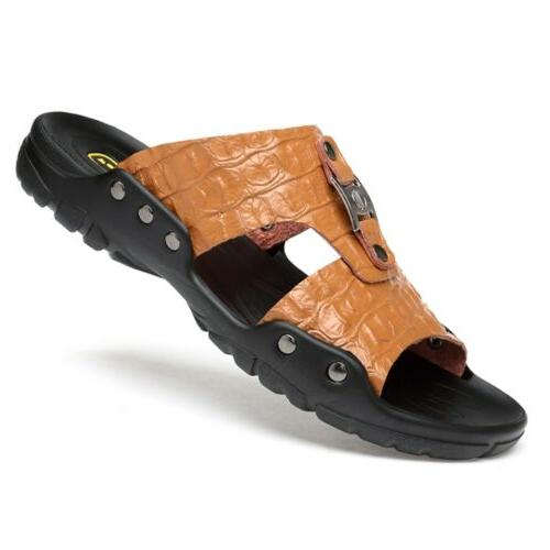 New Beach Casual Leather