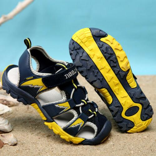 Summer Closed Flat Sport EU 25-38