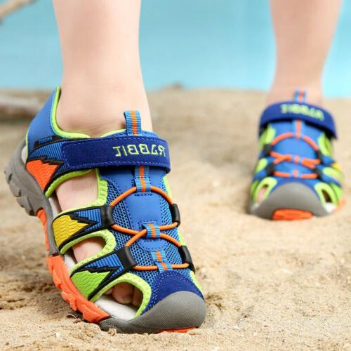 Summer Closed Flat Sport Beach Casual EU 25-38
