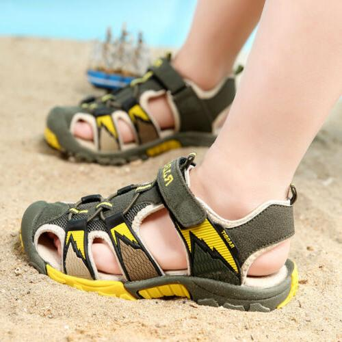 Summer Closed Flat Casual EU 25-38
