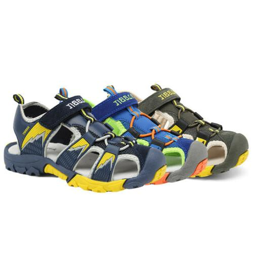 Summer Boys Kids Shoes Closed EU 25-38