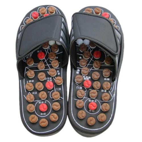 Reflexology Sandals Foot Slipper Men