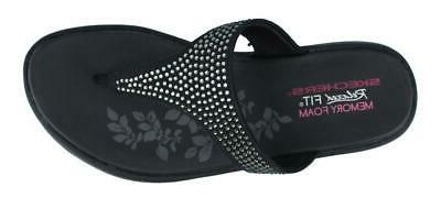 Skechers Upgrades Thong Sandals Clothing, Jewelry SZ