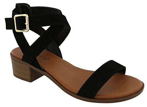 vision 75 ankle strap open